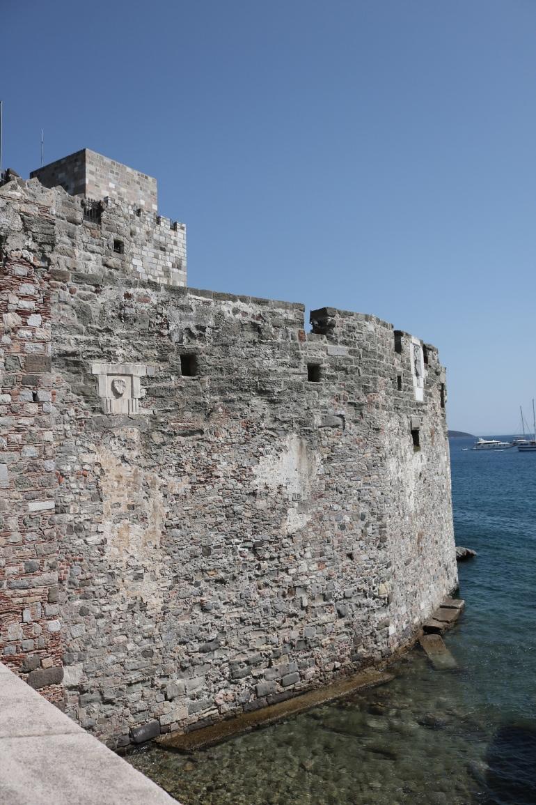 Bodrum Castle.