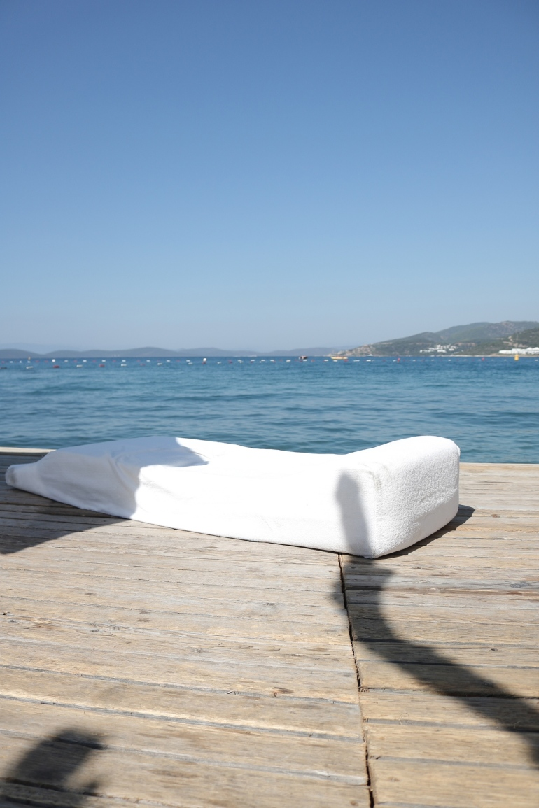 Beach Beds, Turkbuku.
